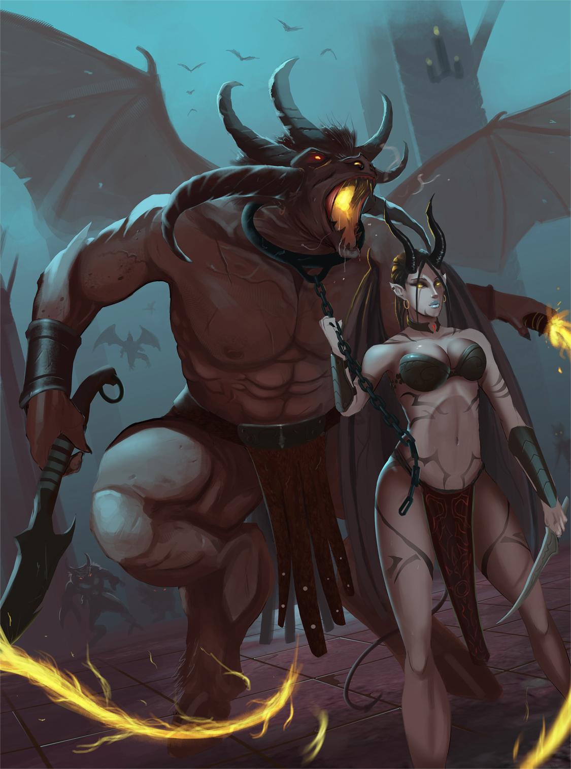Rencontre femme ange-demon, femmes célibataires