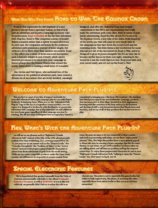Pathfinder – Page 24 – Legendary Games