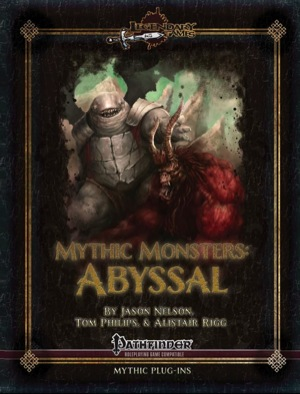 Mythic Monsters - Abyssal cover (Duplicate)