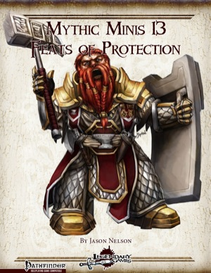 MM - Feats of Protection cover