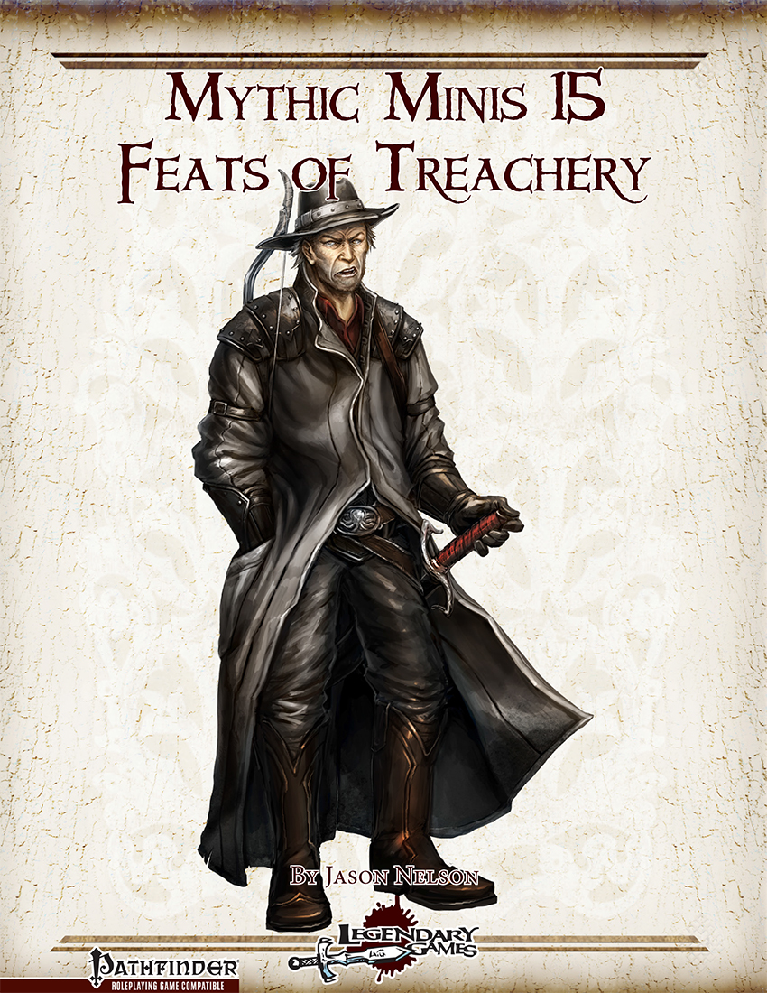 Mythic Mini - Feats of Treachery(cover)-1