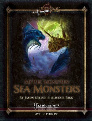 Mythic Monsters - Sea Monsters web cover