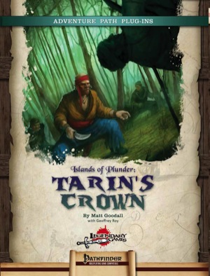 IoP - Tarin's Crown cover