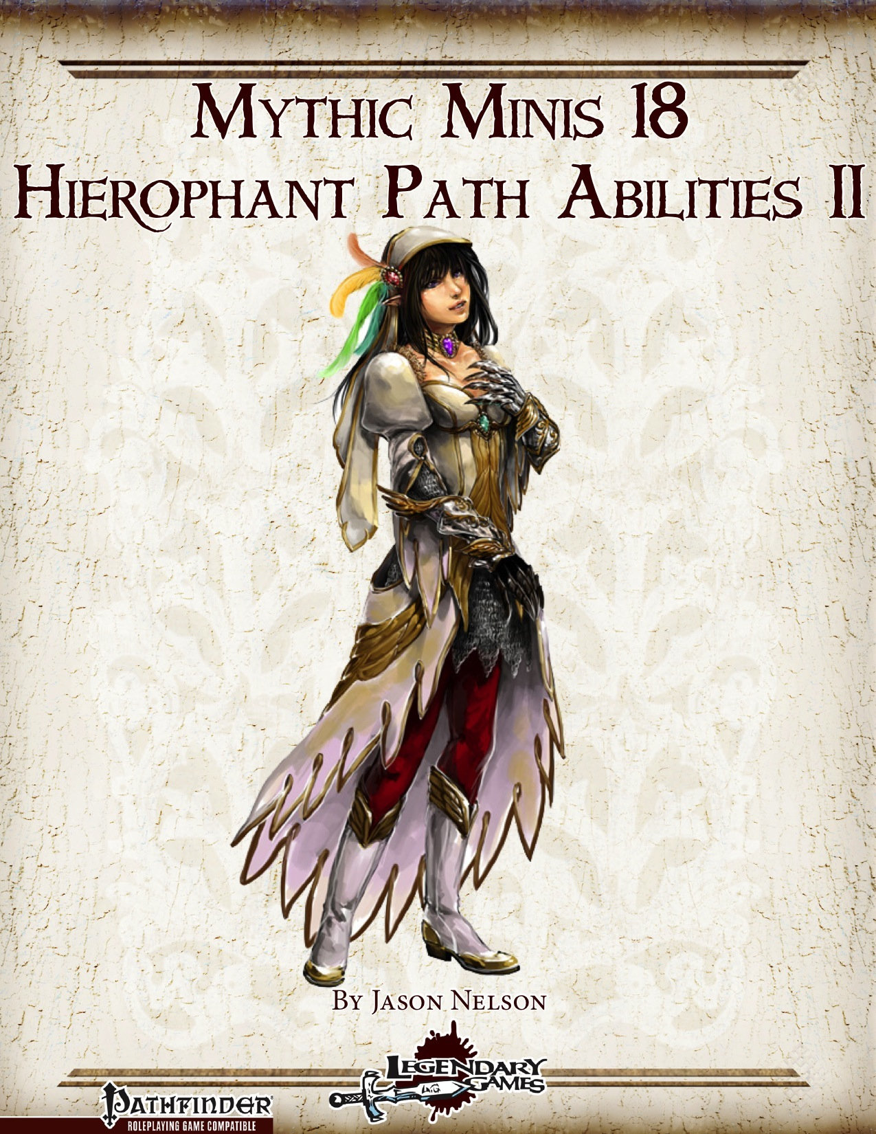 Mythic Mini - Hierophant Path Abilities II cover