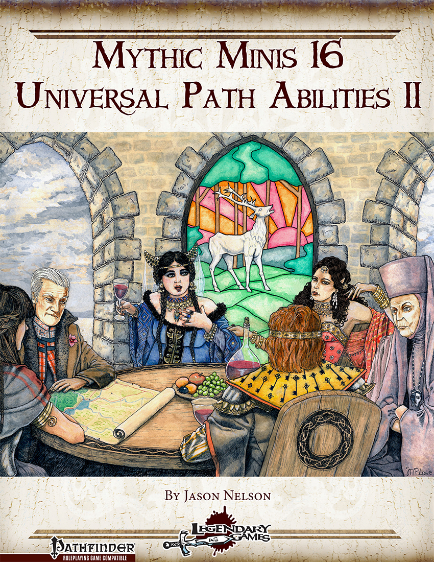 Mythic Mini - Universal Path Abilities II(cover)