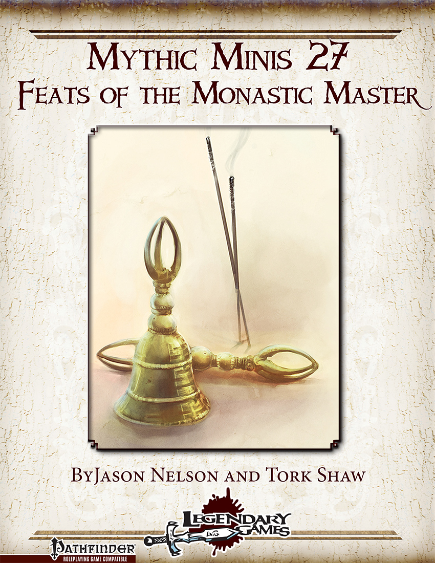 MM27 - Feats of the Monastic Master(cover)