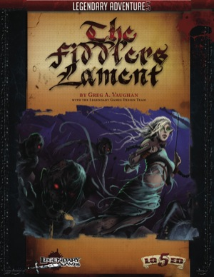 Fiddler's Lament cover