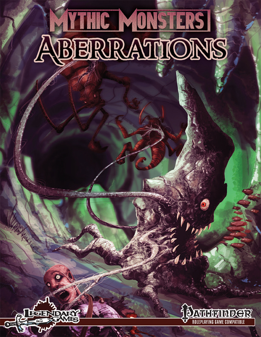 Mythic Monsters - Aberrations(cover)