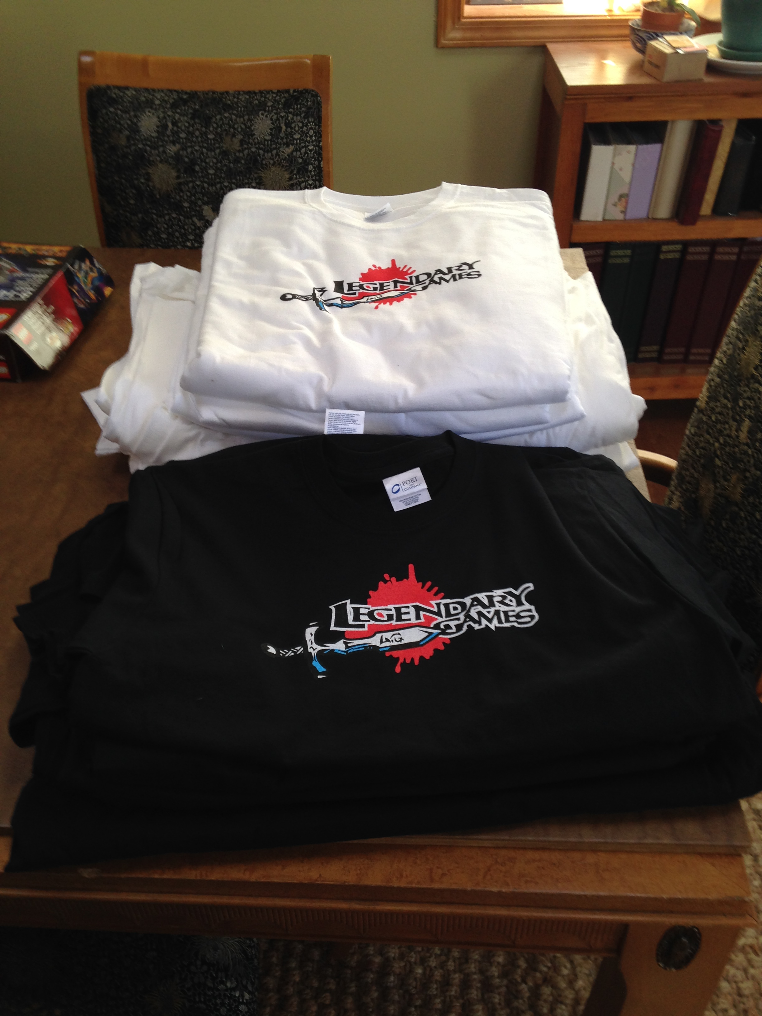 makeyourgamelegendary.com - t-shirts