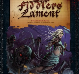 The Fiddlers Lament(5th edition cover)