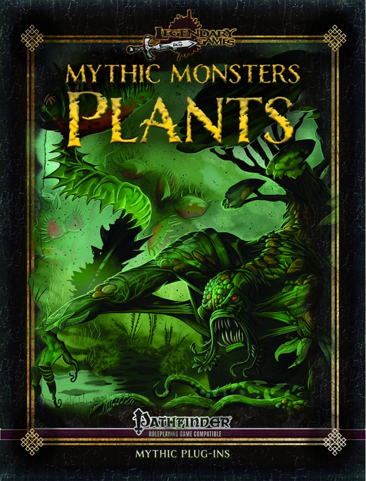 makeyourgamelegendary.com - Mythic Monsters - Plants (cover)