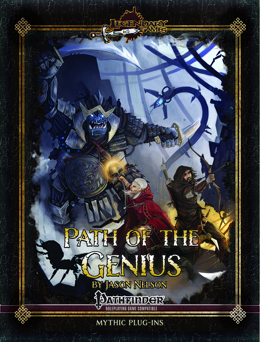 makeyourgamelegendary.com - Path of the Genius cover