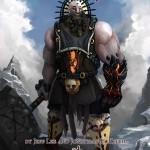 Mythic Minis 61: Planetouched Feats I