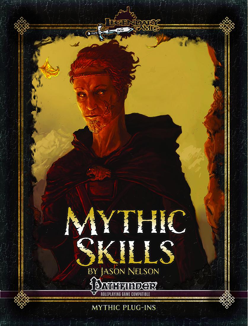Mythic Skills cover
