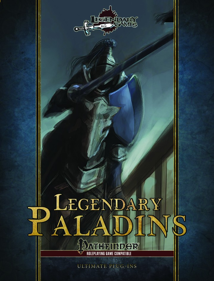 legendary paladin cover