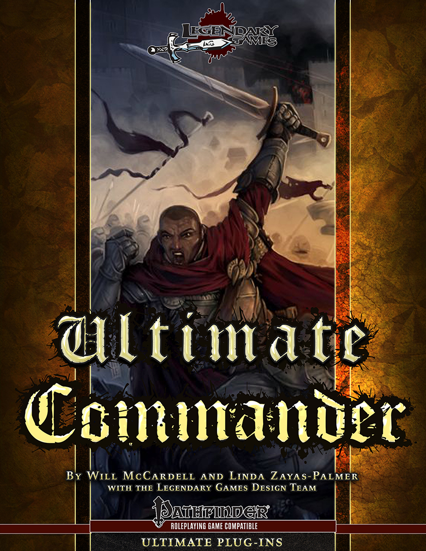 makeyourgamelegendary.com - Ultimate Commander Cover