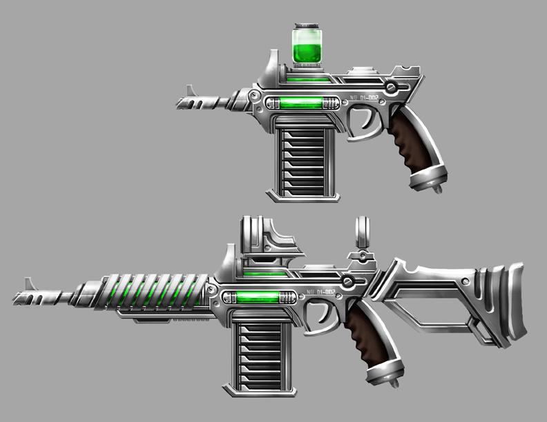 Treasury of Machine - guns