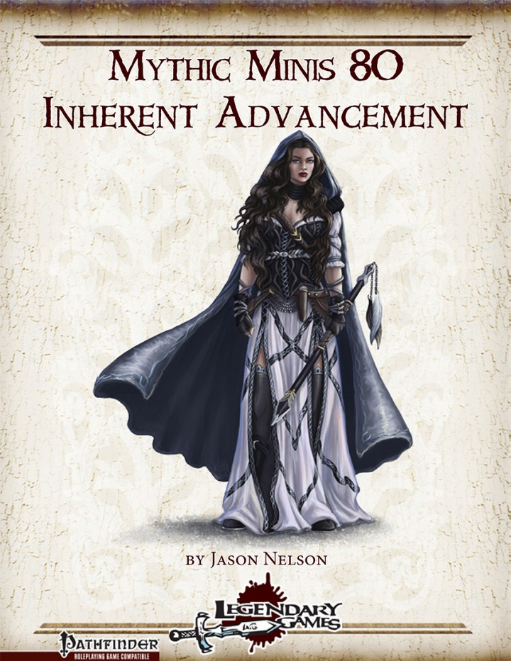 Mythic Minis 80 - Inherent Advancement cover