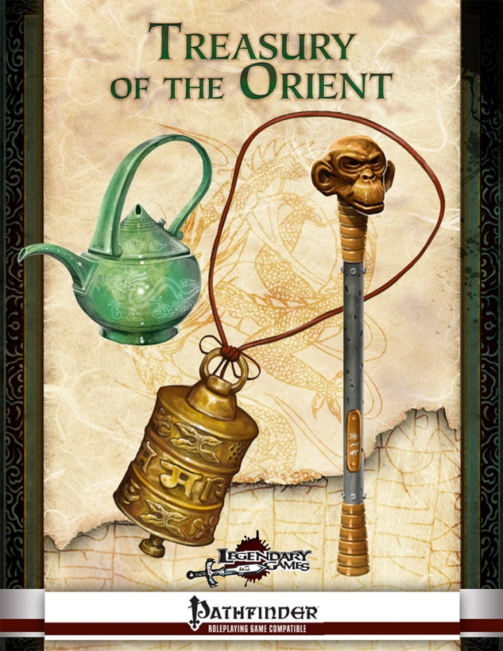 Treasury of the Orient cover