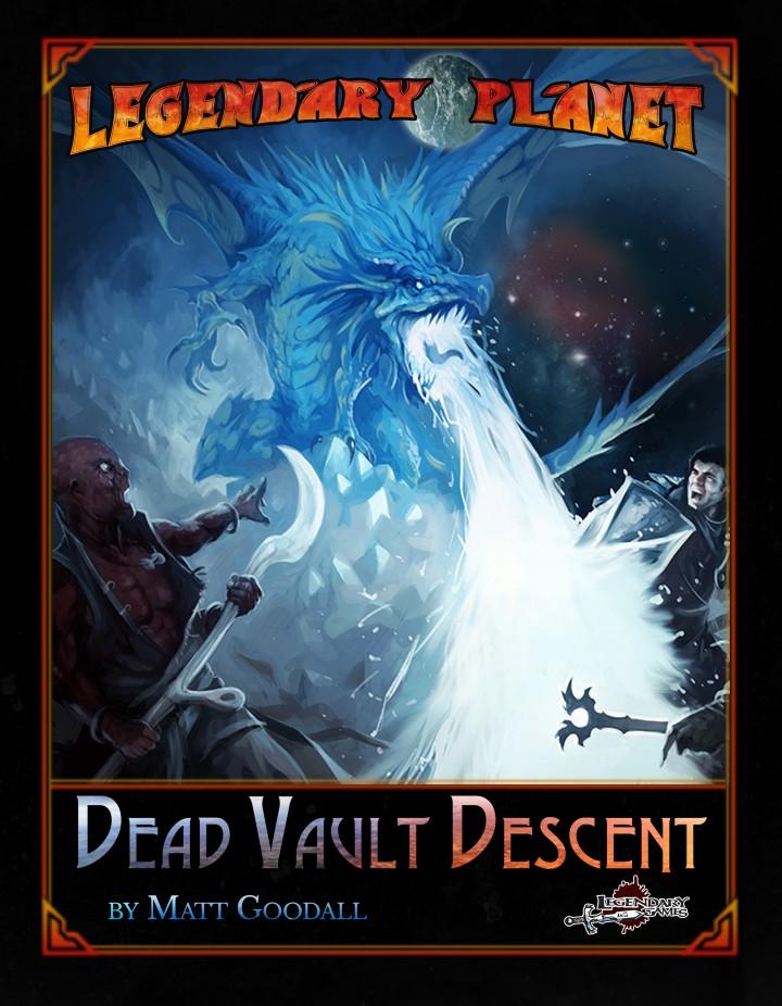 Dead Vault Descent Cover