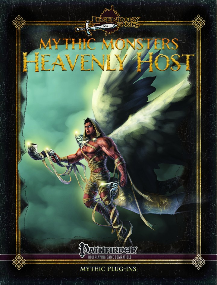 Heavenly Host Cover