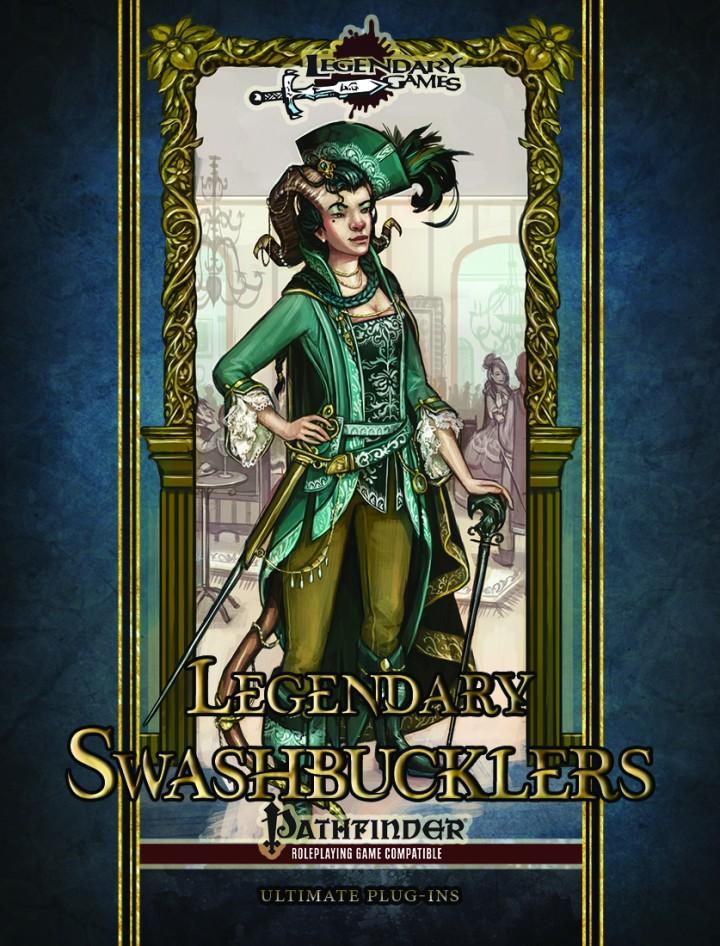 makeyourgamelegendary.com - Legendary swashbucklers cover