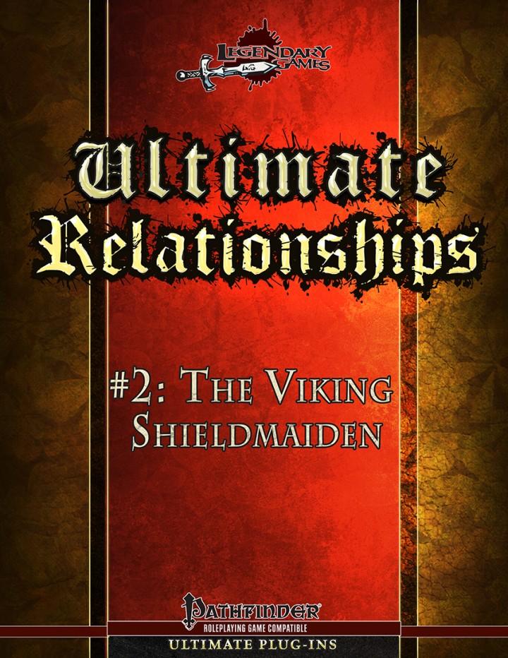 makeyourgamelegendary.com - UR2 viking shieldmaiden cover
