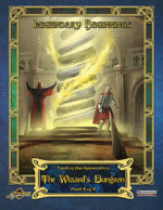 Trail of the Apprentice #5: The Wizard's Dungeon (Pathfinder)