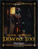 Mythic Monsters 35: Demons Too