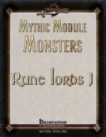 Mythic Module Monsters: Rune Lords (Subscription)