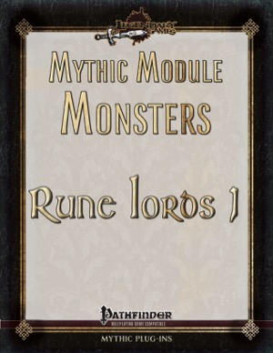 Rune Lords 1 cover