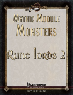 Rune Lords 2 cover