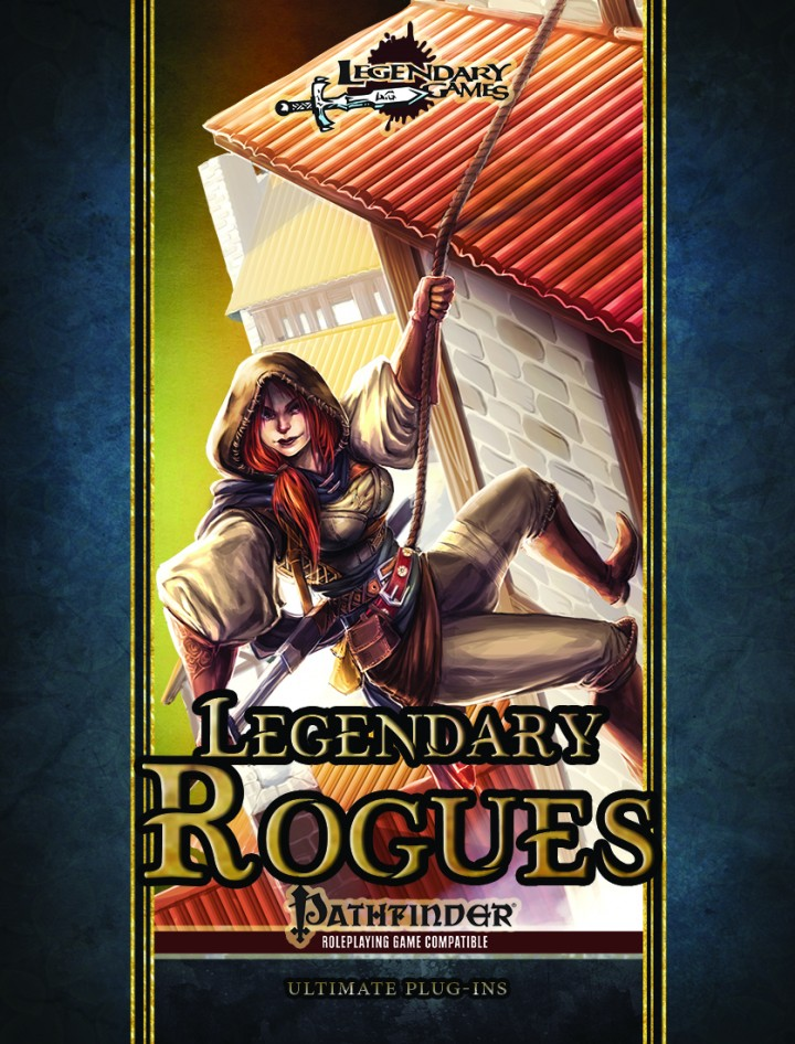 Legendary Rogues Cover