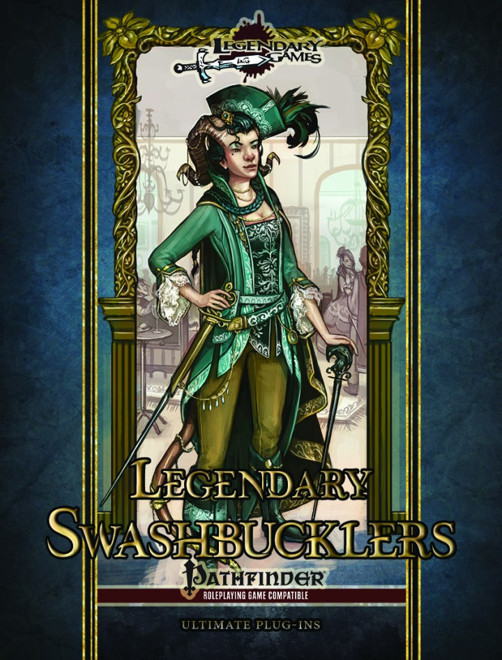 makeyourgamelegendary.com - Legendary swashbucklers cover