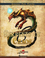 Beasts of Legend: Serpents of Chaos (5E)