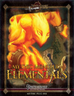 Mythic Monsters 44: Elementals