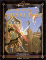 Mythic Monsters 45: Middle East