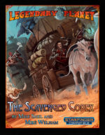 Legendary Planet: The Scavenged Codex (Starfinder)