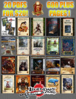 20 FOR 20 II 5E MEGA-BUNDLE