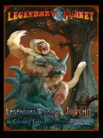 Legendary Worlds: Jowchit (Starfinder)