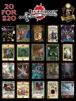 20 for 20 III 5E MEGA-BUNDLE