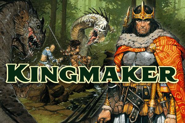LEGENDARY GAMES PARTNERS WITH PAIZO INC ON KINGMAKER
