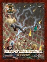 Aegis of Empires 4: Legend of the Burning Star (Pathfinder 1E)