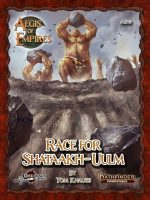Aegis of Empires 5: Race for Shataakh-Ulm (PF2)