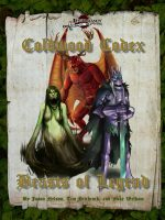 Beasts of Legend: Coldwood Codex (PF2)