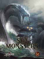 Sea Monsters FREE Preview PDF (5E)