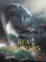 Sea Monsters VTT Token Pack
