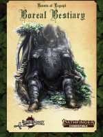 Beasts of Legend: Boreal Bestiary (Pathfinder Second Edition)
