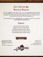 Just a Second #7: Practical Panache