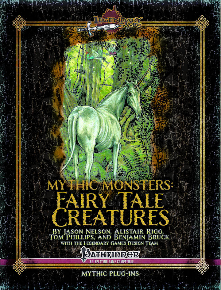 Mythic Monsters 12: Fairy Tale Creatures – Legendary Games